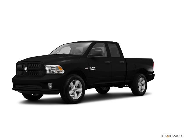 2016 Ram 1500 Vehicle Photo in Gardner, MA 01440