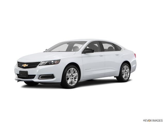 2016 Chevrolet Impala Vehicle Photo In Zanesville Oh 43701