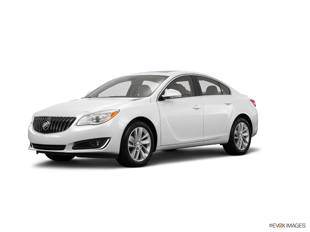 2016 Buick Regal Vehicle Photo in Vincennes, IN 47591