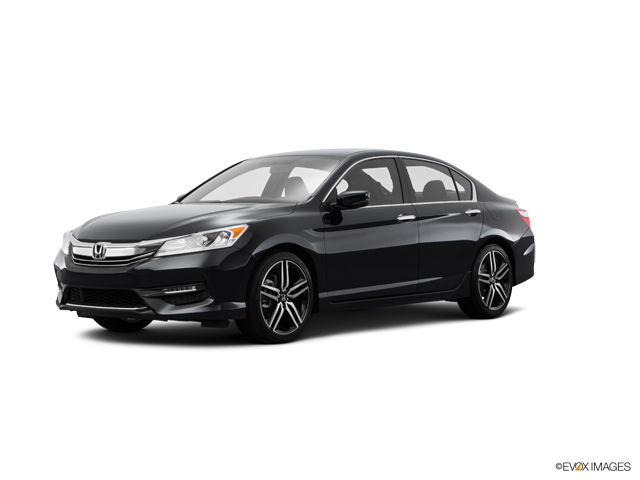 2016 Honda Accord Sedan Vehicle Photo in Johnston, RI 02919