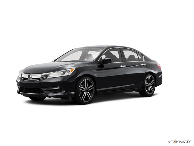 2016 Honda Accord Sedan Vehicle Photo in Kernersville, NC 27284