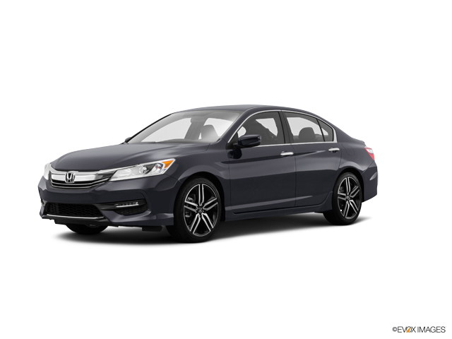 2016 Honda Accord Sedan Vehicle Photo in Manassas, VA 20109
