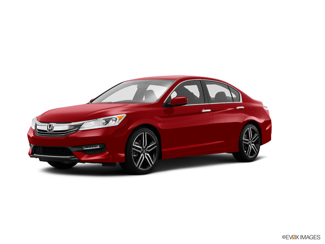 2016 Honda Accord Sedan Vehicle Photo in Pittsburg, CA 94565
