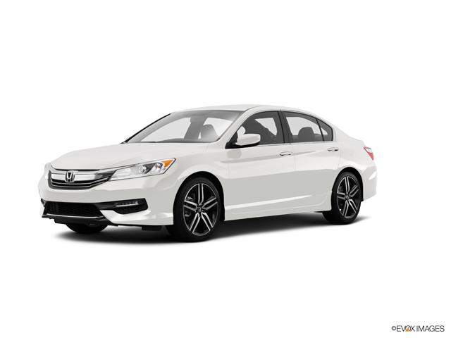 2016 Honda Accord Sedan Vehicle Photo In Greenville Tx 75402