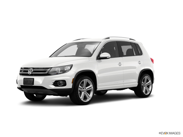 2016 Volkswagen Tiguan Vehicle Photo in Merriam, KS 66203
