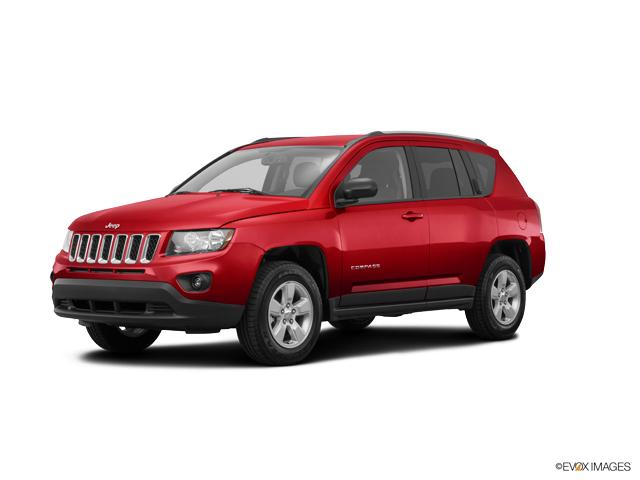 2016 Jeep Compass Vehicle Photo In Jacksonville, FL 32225