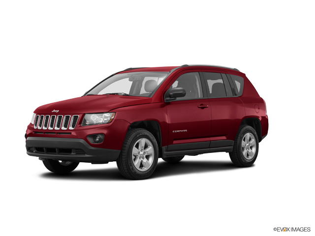 2016 Jeep Compass Vehicle Photo in Frederick, MD 21704