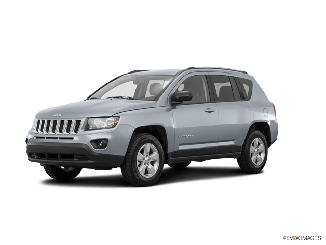 2016 Jeep Compass Vehicle Photo in Wharton, TX 77488