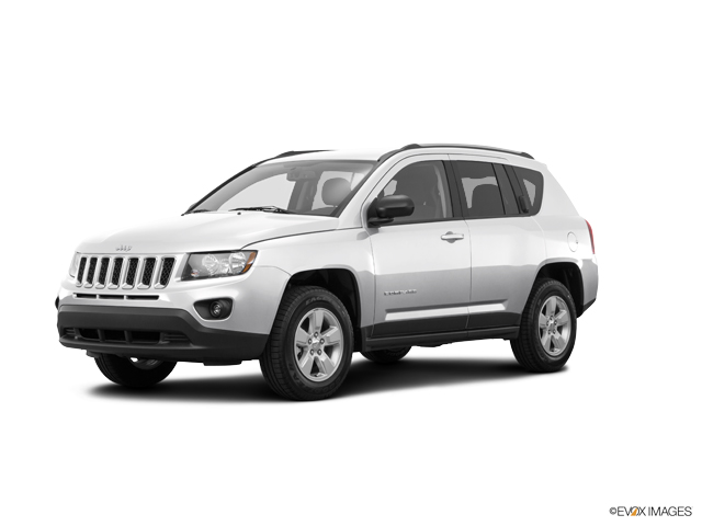 2016 Jeep Compass Vehicle Photo in Warrensville Heights, OH 44128