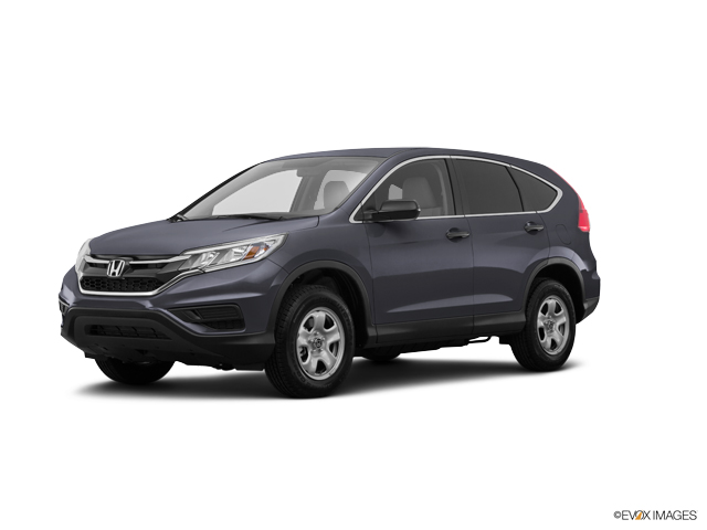 2016 Honda CR-V Vehicle Photo in Greenville, NC 27834