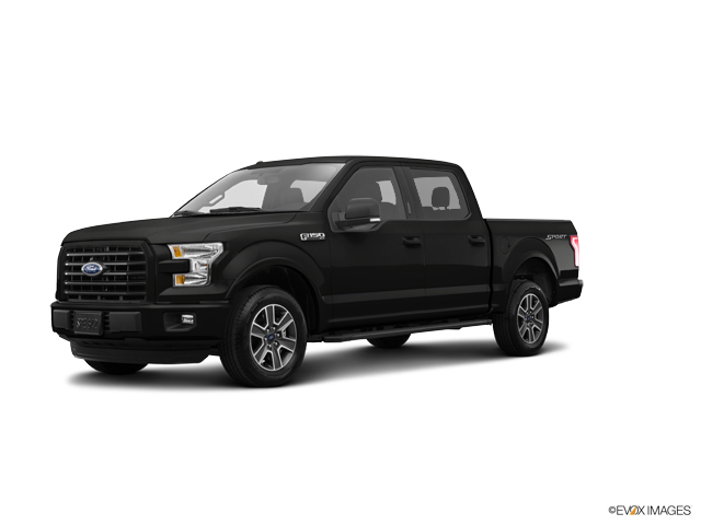 2016 Ford F-150 Vehicle Photo in Midland, TX 79703