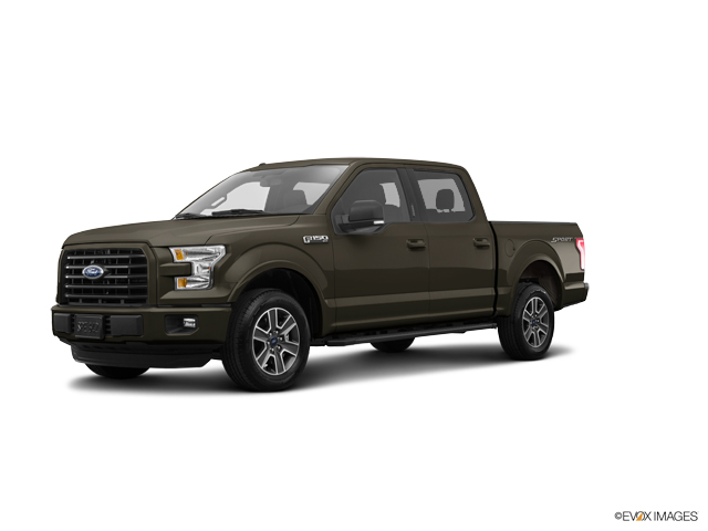 2016 Ford F-150 Vehicle Photo in Redding, CA 96002