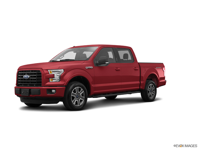 2016 Ford F-150 Vehicle Photo in Kernersville, NC 27284