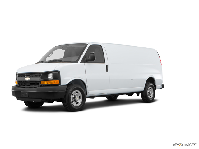 2016 Chevrolet Express Cargo Van Vehicle Photo in Denver, CO 80123