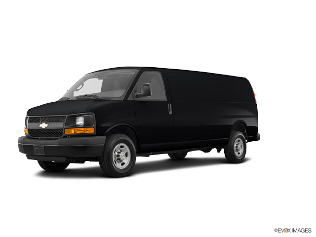 2016 Chevrolet Express Cargo Van Vehicle Photo in Durham, NC 27713