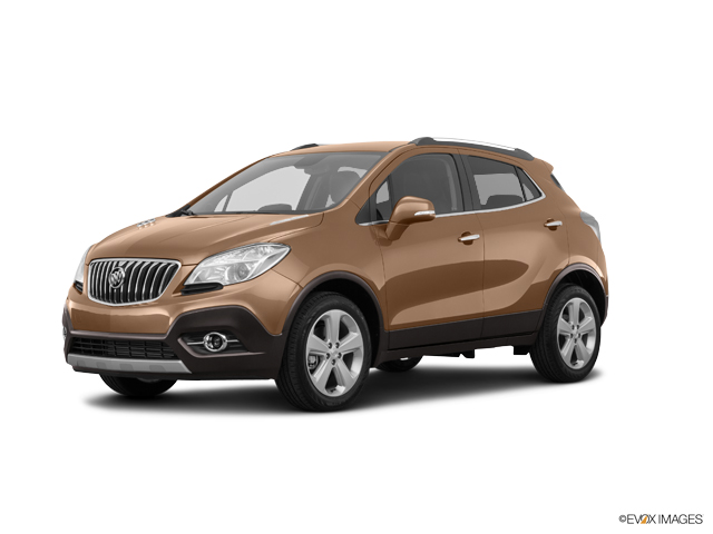 2016 Buick Encore Vehicle Photo in Wesley Chapel, FL 33544