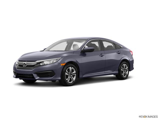 2016 Honda Civic Sedan Vehicle Photo in Pleasanton, CA 94588