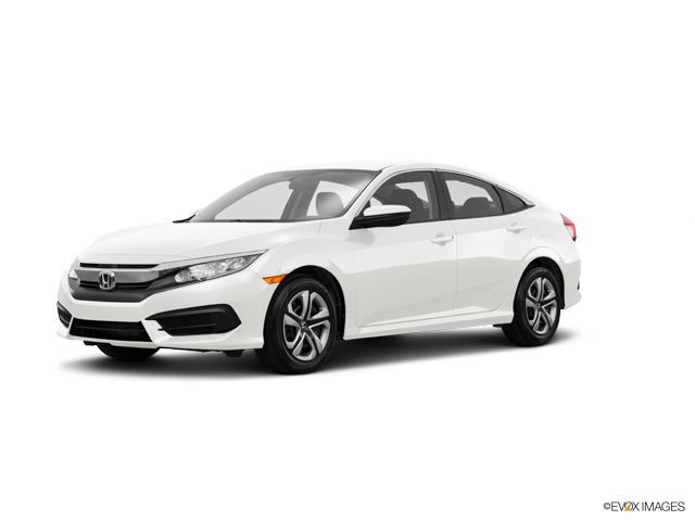 2016 Honda Civic Sedan Vehicle Photo in Greenville, NC 27834