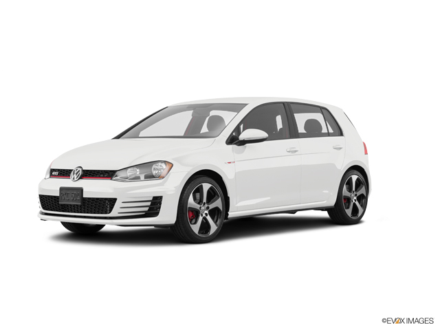 2016 Volkswagen Golf GTI Vehicle Photo in Rockville, MD 20852