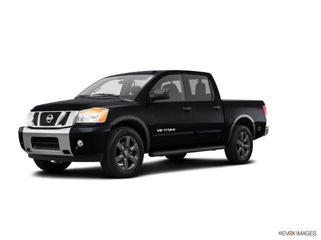 2015 Nissan Titan Vehicle Photo in Anchorage, AK 99515