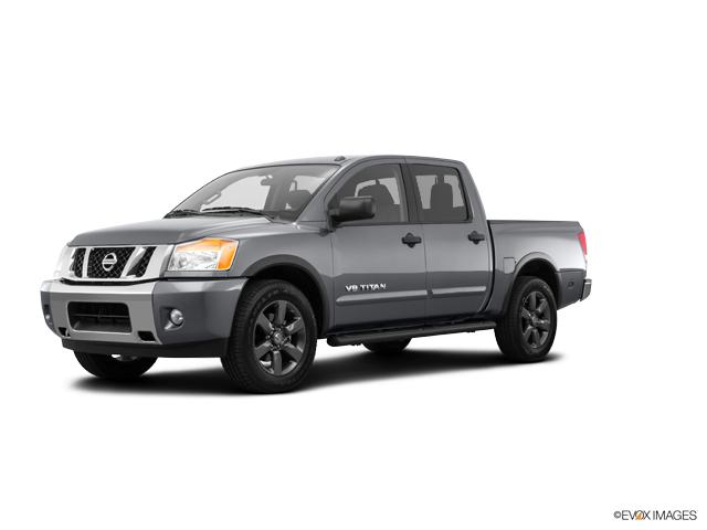 2015 Nissan Titan Vehicle Photo in Selma, TX 78154