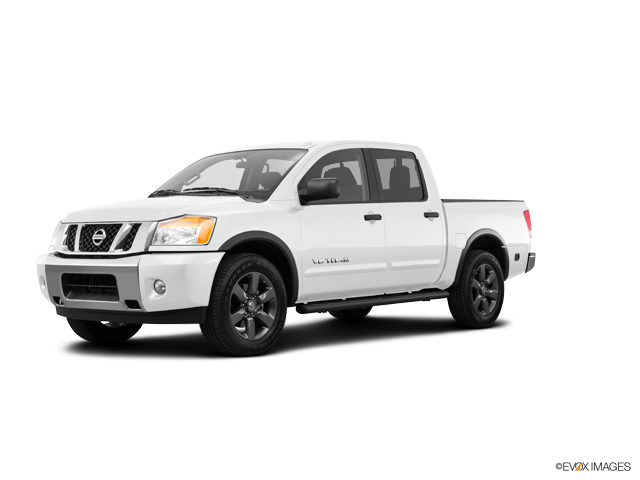 2015 Nissan Titan Vehicle Photo in Greeley, CO 80634