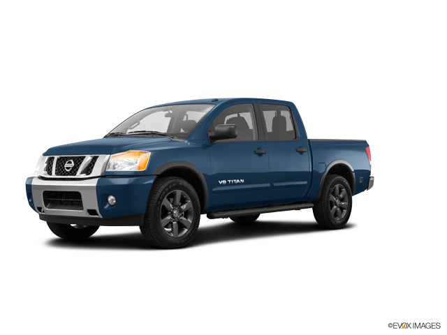 2015 Nissan Titan Vehicle Photo in Spokane, WA 99207