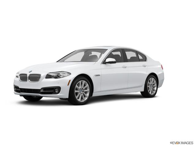 2016 BMW 550i Vehicle Photo in Charleston, SC 29407