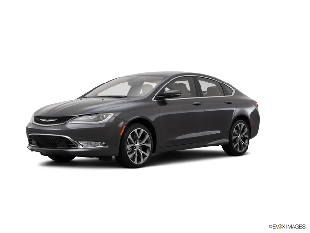 2016 Chrysler 200 Vehicle Photo in Oklahoma City, OK 73162