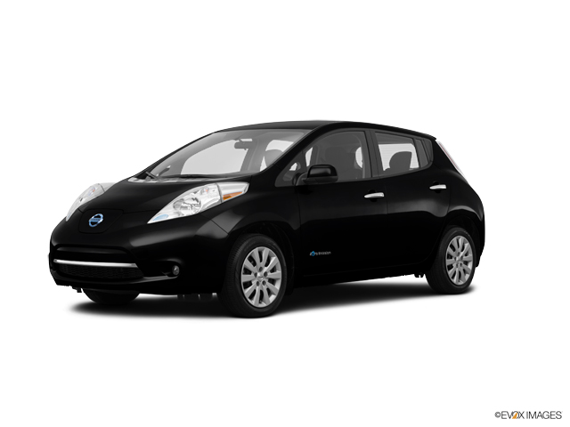 2016 Nissan Leaf Vehicle Photo In Des Moines Ia 50322