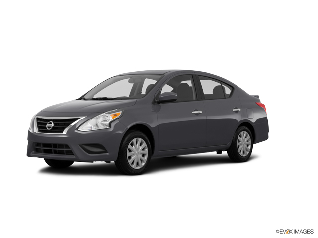2016 Nissan Versa Vehicle Photo in Mission, TX 78572