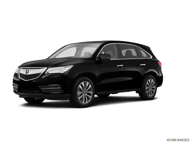 2016 Acura MDX Vehicle Photo in Mission, TX 78572