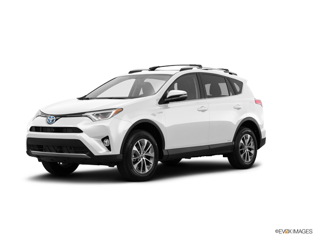 2016 Toyota RAV4 Hybrid Vehicle Photo in Midlothian, VA 23112