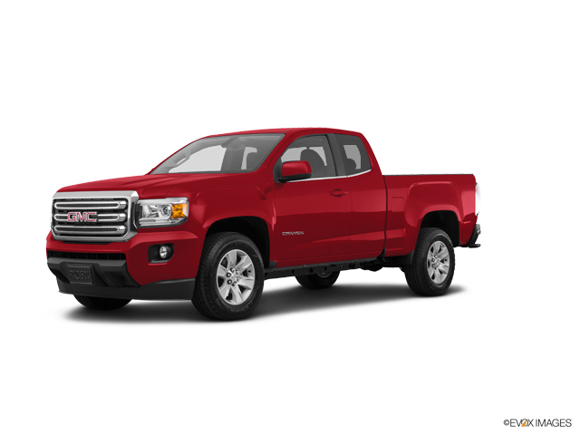 2016 GMC Canyon Vehicle Photo in Gainesville, GA 30504