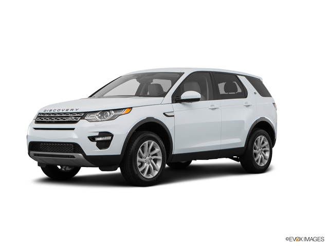 2016 Land Rover Discovery Sport Vehicle Photo in Tucson, AZ 85705