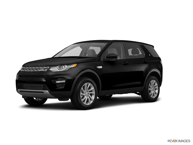 2016 Land Rover Discovery Sport Vehicle Photo in Casper, WY 82609