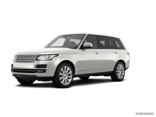2016 Land Rover Range Rover Vehicle Photo in Grapevine, TX 76051