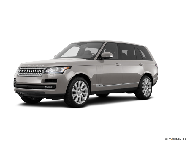 2016 Land Rover Range Rover Vehicle Photo in Charlotte, NC 28227