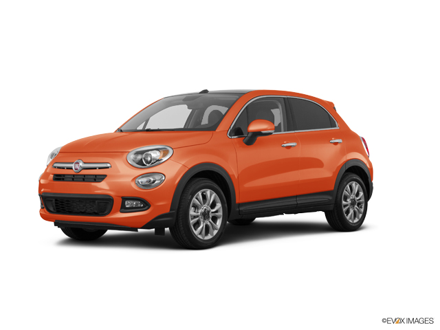 2016 FIAT 500X Vehicle Photo in Joliet, IL 60435