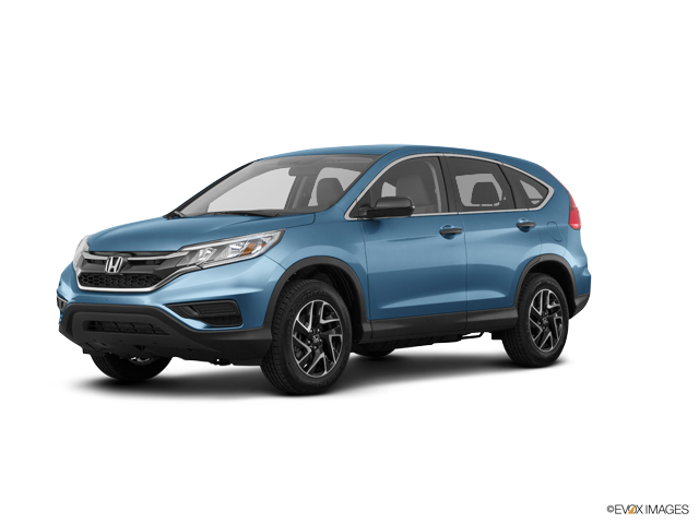 2016 Honda CR-V Vehicle Photo in Odessa, TX 79762