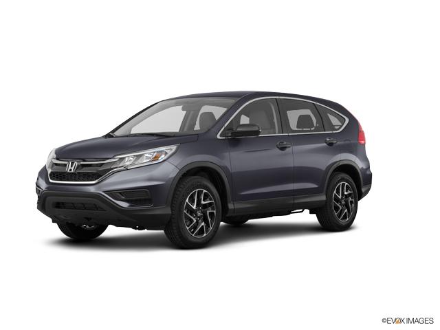 2016 Honda CR-V Vehicle Photo in Colorado Springs, CO 80905
