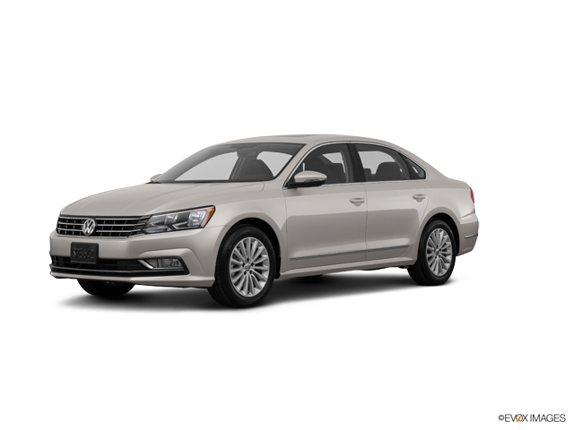 2016 Volkswagen Passat Vehicle Photo in Edinburg, TX 78539