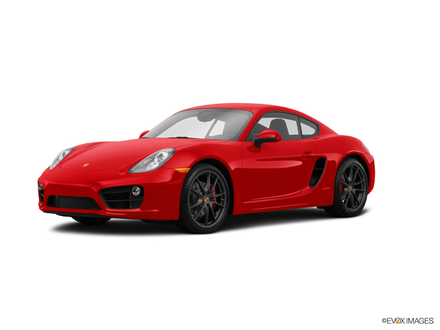 2016 Porsche Cayman Vehicle Photo in Rockford, IL 61107
