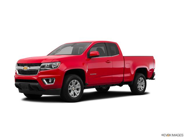 2016 Chevrolet Colorado Vehicle Photo in Vincennes, IN 47591
