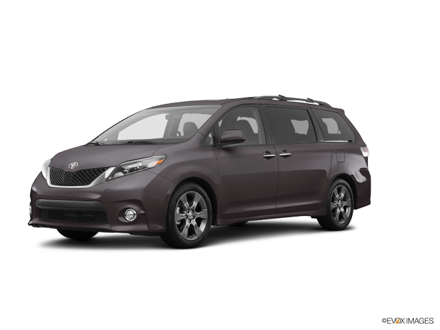 2016 Toyota Sienna Vehicle Photo in Jasper, IN 47546