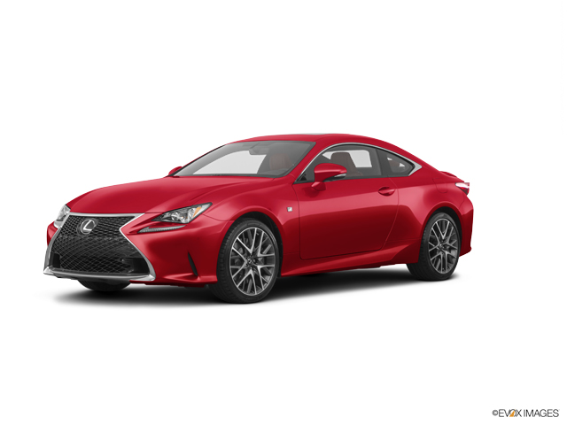 used infrared 2016 lexus rc turbo 2dr cpe f sport in clearwater fl g5003552. Black Bedroom Furniture Sets. Home Design Ideas