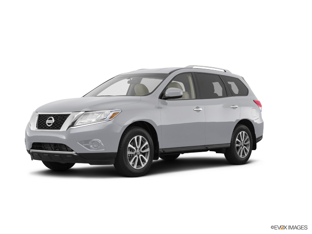 2016 Nissan Pathfinder Vehicle Photo in Odessa, TX 79762