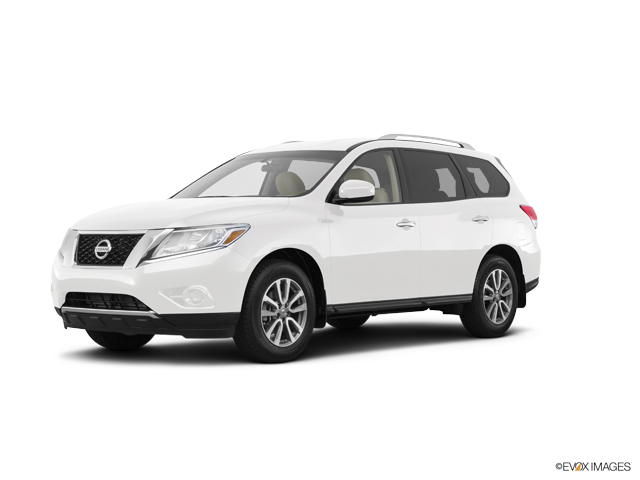 2016 Nissan Pathfinder Vehicle Photo in Rome, GA 30161