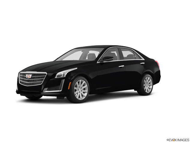 2016 Cadillac CTS Sedan Vehicle Photo in San Antonio, TX 78257