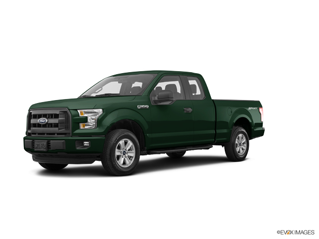 2016 ford f 150 4wd supercab 6 1 2 ft box xl green gem for Shelor motor mile phone number